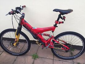 Gary Fischer 'Level Betty' Mountain bike