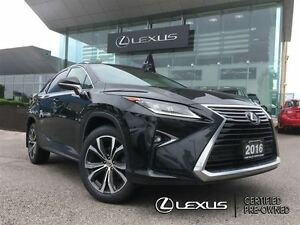 2016 Lexus RX 350 Luxury Pkg AWD Navi Backup Cam Leather Sunroof