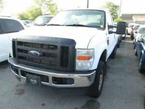 2008 Ford F-250 XL 4X4 8 FT BOX