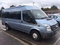 Ford Transit 17 seater minibus no vat