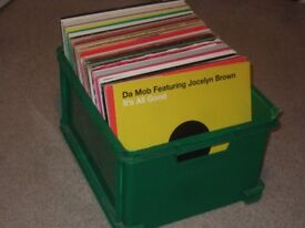 125 x 12 inch House Music Collection 90's - 2000's HOUSE MUSIC JOB LOT!!