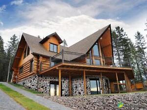 1 299 000$ - Domaine et villa à vendre à Chicoutimi Saguenay Saguenay-Lac-Saint-Jean image 2