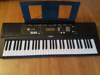 Yamaha EZ 220 - Light up keyboard