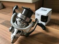 Daiwa Exceler 2500A Fishing Reel with spare spool