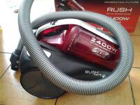 Hoover bagless vacuum cleaner