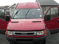 Iveco Daily 40c13 15 seater minibus **NO VAT**