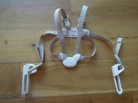 Tripp Trapp high chair harness - like new