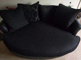 Dfs martina cuddler black