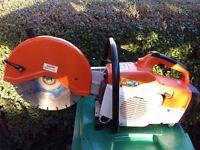 Stihl TS400, Petrol Saw, Disc Cutter, Mint Condition £350 ovno