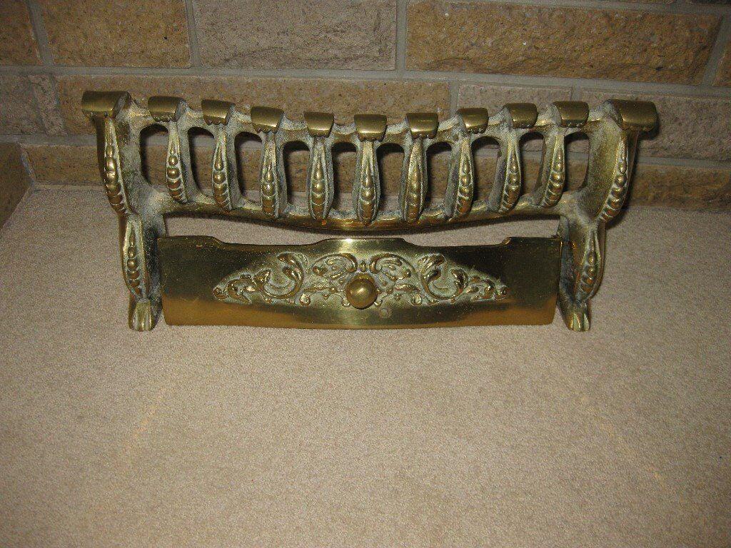 Brass Fireplace Fret In Norwich Norfolk Gumtree