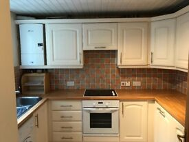 1 bed flat in bangor west £425 per month