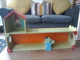 Katherine Roumamoff child's shelf