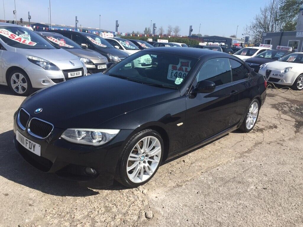 BMW 320i M Sport,1995 cc Coupe,6 speed ,A/C,Alloys,M Sport interior,full  MOT,runs and drives well   in Hull, East Yorkshire   Gumtree