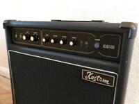 Kustom KXB100 Bass amp - open to offers.
