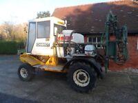 Chaviot sprayer tractor like zetor