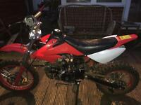 Selling a 125cc Mini Dirt Bike
