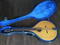 Trinity College Octave Mandolin (c. 1995) with pick-up
