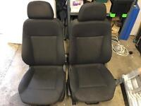 Astra H mk5 front seats