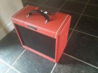 Fender Pro Junior III - 'Red October' guitar amplifier