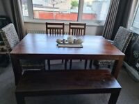 Dining Room Table And Chairs For Sale In Plymouth Devon Dining Tables Chairs Gumtree