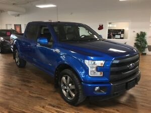 2015 Ford F-150 Lariat Crew 4x4 [Nav/s-roof/leather]