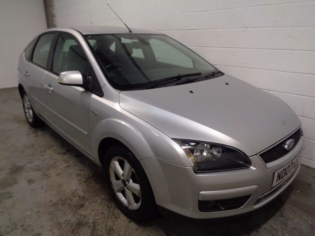 FORD FOCUS DIESEL , 2007 REG , LOW MILEAGE + HISTORY , YEARS MOT , FINANCE AVAILABLE , WARRANTY