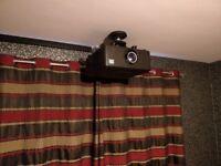 Digital Projection M-Vision Cine LED 1080p Projector (£16,000 Pounds RRP)