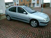 Automatic Renault Megane for sale 2 lady owners