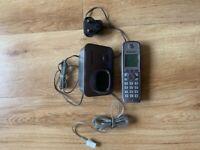 Panasonic KX-TG6611E Phone