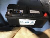 Car van Battery new