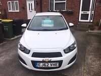 2012(62) CHEVROLET AVEO LS IMMACULATE MUST SEE