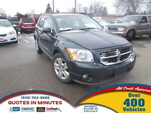 2008 Dodge Caliber DODGE CALIBER SXT | POWER + COMFORT | MUST SE