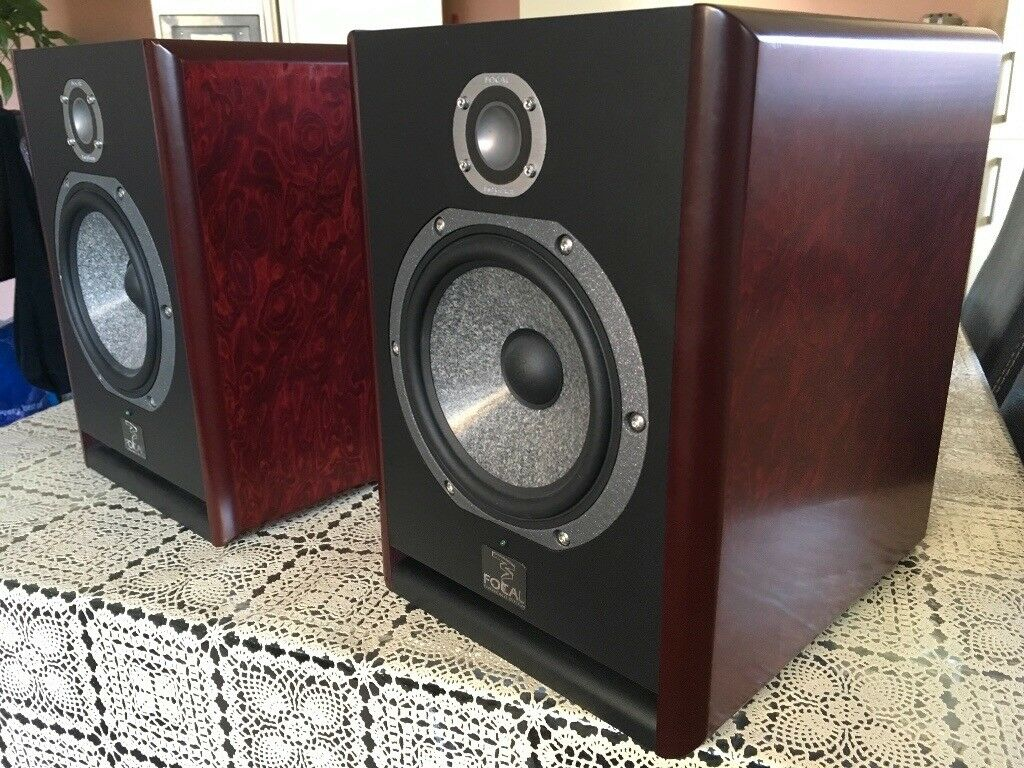 pair of focal solo 6 be speakers in alloa clackmannanshire gumtree. Black Bedroom Furniture Sets. Home Design Ideas