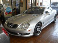2003 Mercedes-Benz SL500 SL500
