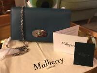 MULBERRY BAYSWATER CLUTCH BAG BNWT GENUINE handbag