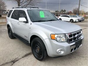 2008 Ford Escape Limited| WHOLESALE TO THE PUBLIC | AS-IS |