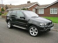 2004 BMW X5 3.0 Sport AUTOMATIC, Mot May 19. £1,675. (P/X Welcome)