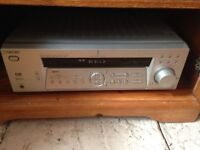 Sony Amplifier DE475 (Digital Audio / Video Controller), excellent working order