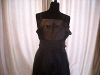 BRIDESMAID EVENING OR PARTY DRESS