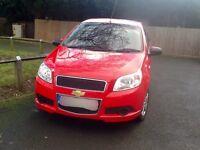 Chevrolet Aveo S 1.2 petrol
