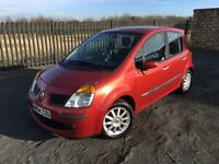 2004 54 RENAULT MODUS 1.4 DYNAMIQUE 5 DOOR M.P.V - *FEBRUARY 2018 M.O.T* - VERY GOOD EXAMPLE!