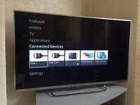 Sony Bravia - 42 inch W65 X-Reality Pro LED TV. available to meet/sell after Tuesday 7PM 27 Sept.