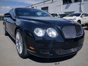 2010 Bentley Continental GT SPEED W12, CUIR, NAVI, WOW!! *$580*