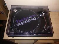 Technics SL-1210 M3D Turntable, Boxed, Excellent Condition