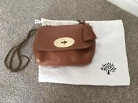 Mulberry Lily small handbag in Tan