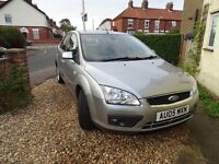 Ford Focus GHIA 1.6L Petrol Hatchback. Only 2 previous owners. Full service history.