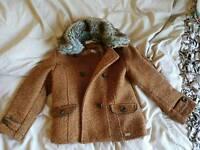 Girls tweed Jacket age 6