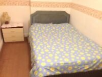 A clean room in a clean house for rent in Moss side