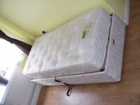 CAN DELIVER - MOBILITY DISABILITY ELECTRIC SINGLE BED IN GREAT CONDITION