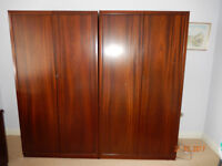 2 William Lawrence Wardrobes